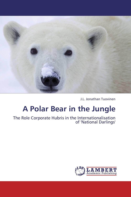 A Polar Bear in the Jungle outside magazin the polar bear waltz