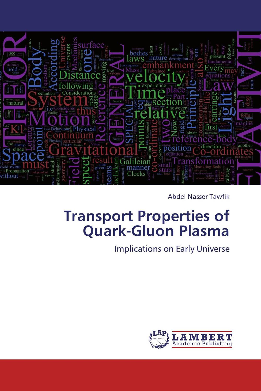 Transport Properties of Quark-Gluon Plasma men wallets leather bifold purse with coin pocket black brwon wallet men card cash holder bag multifunction wholesale price