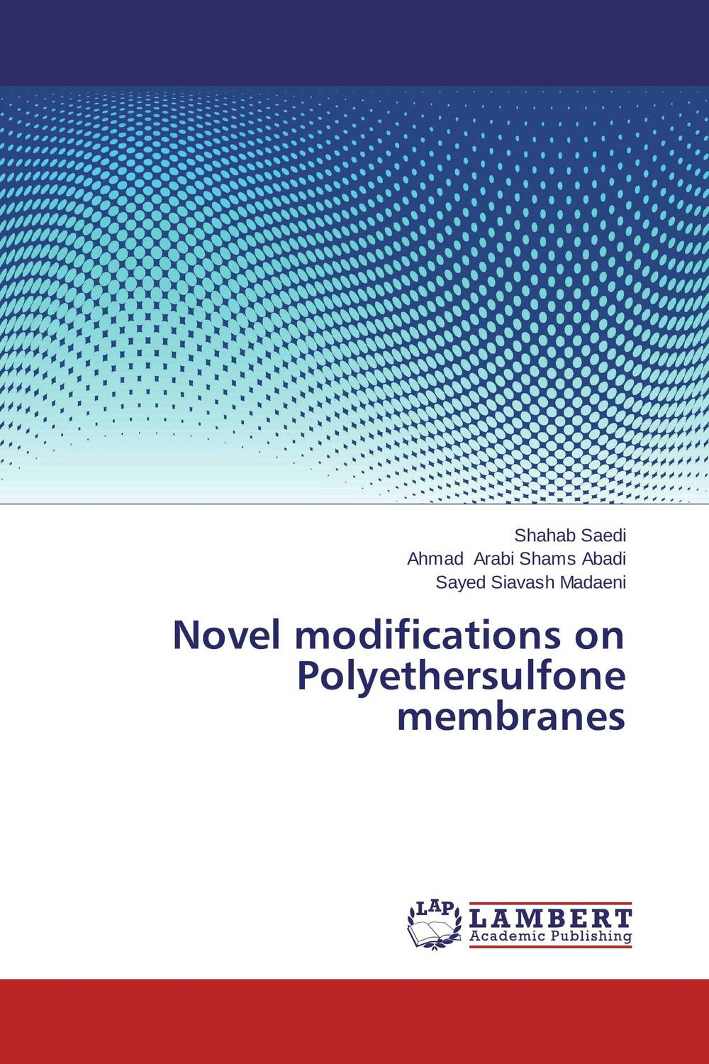 Novel modifications on Polyethersulfone membranes a novel separation technique using hydrotropes
