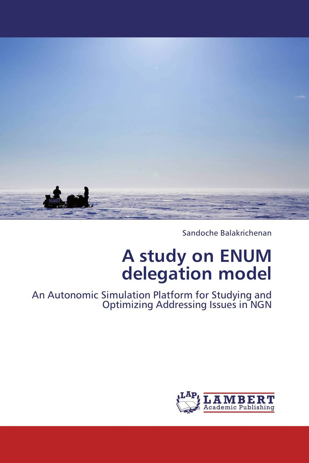 A study on ENUM delegation model presidential nominee will address a gathering