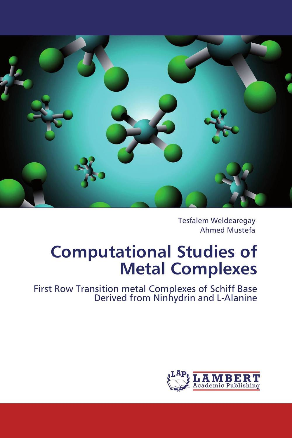 Computational Studies of Metal Complexes studies on schiff bases derived from acetophenones
