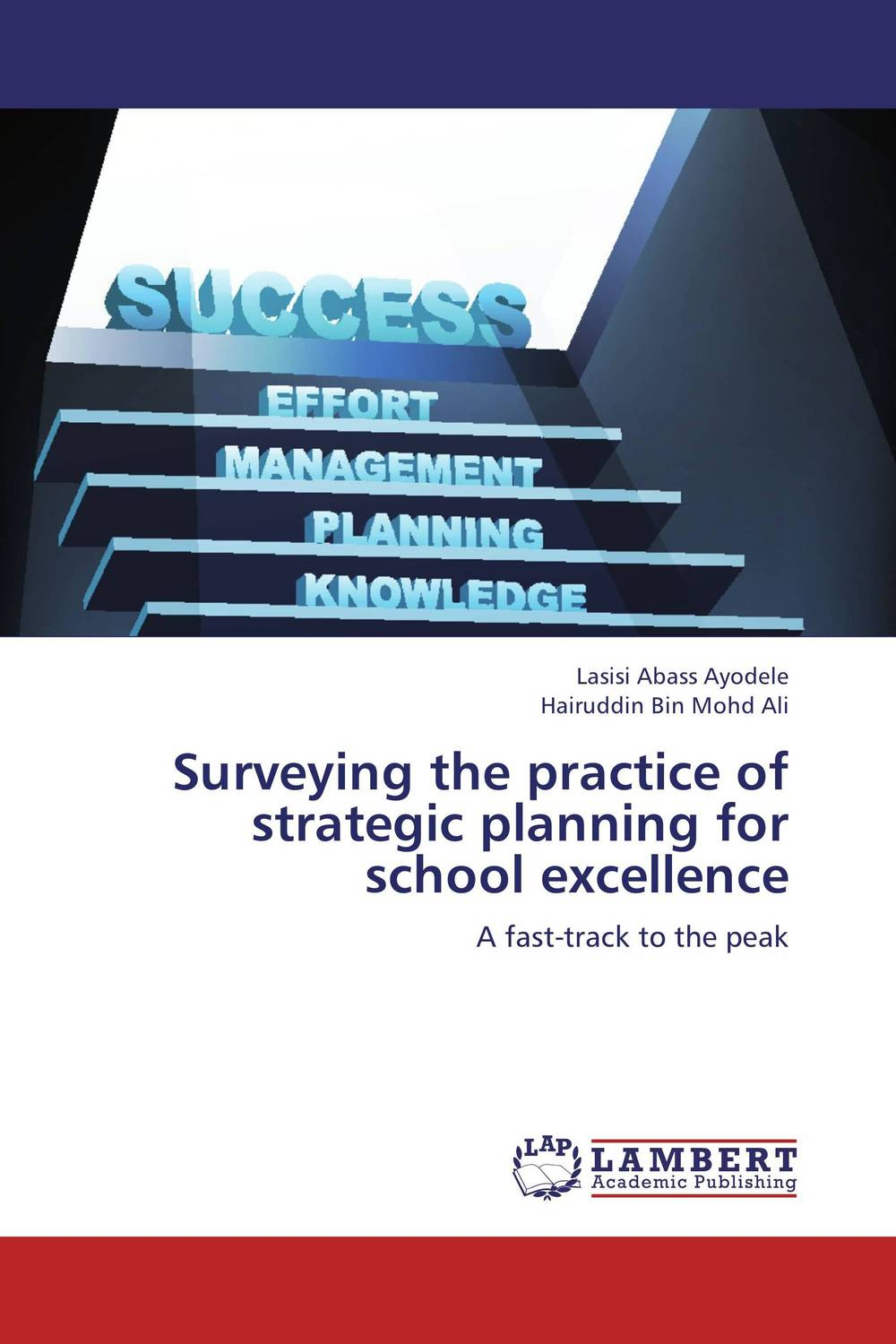 Surveying the practice of strategic planning for school excellence the role of evaluation as a mechanism for advancing principal practice