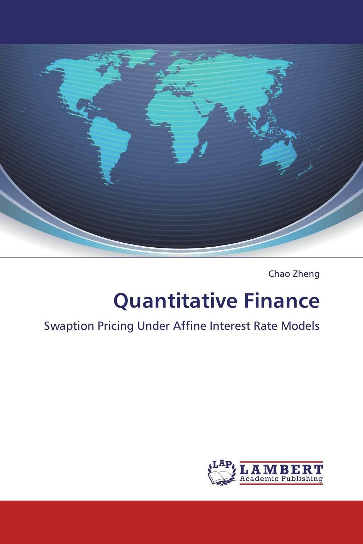 Quantitative Finance riccardo rebonato interest–rate option models
