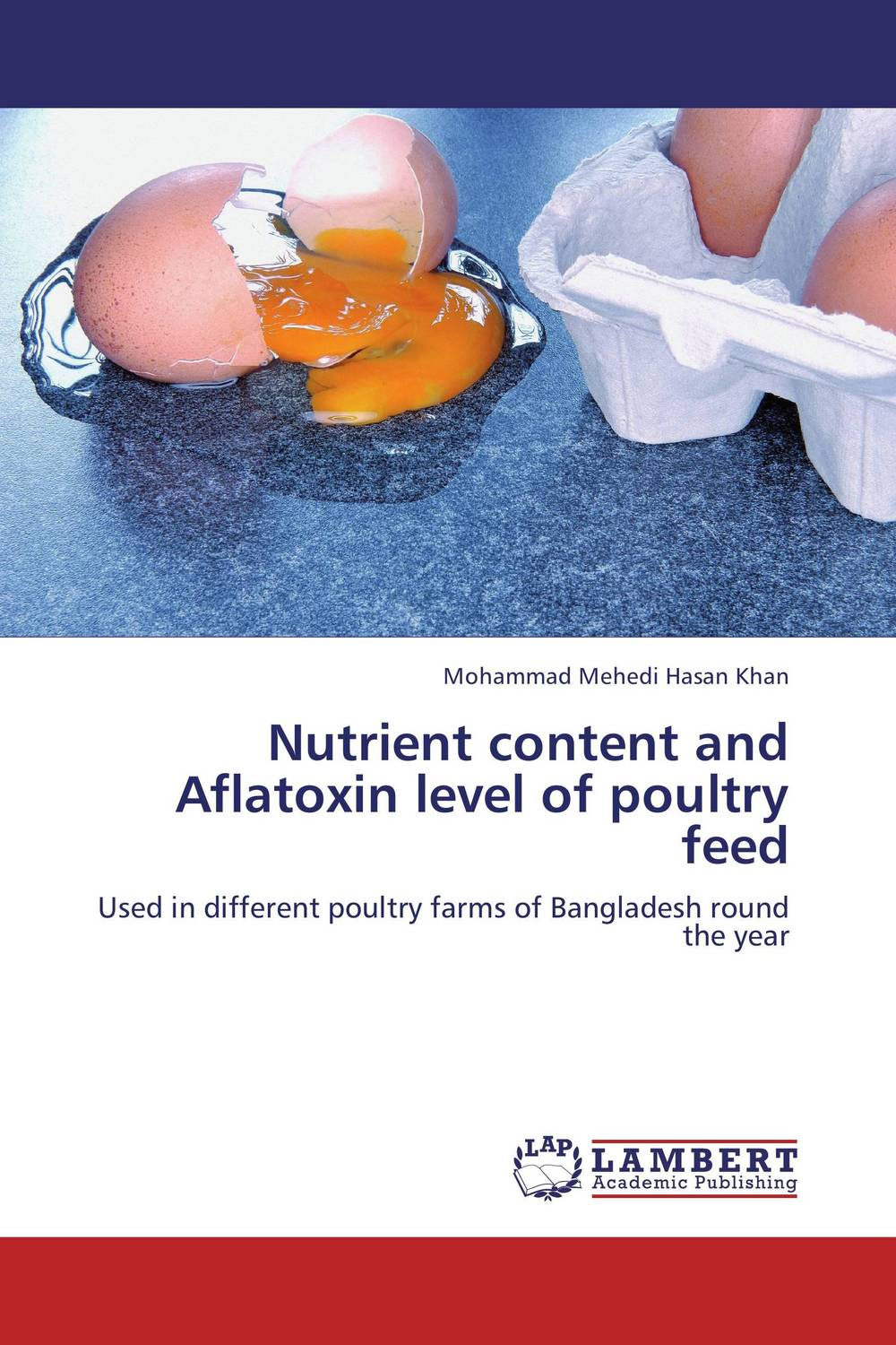 Nutrient content and Aflatoxin level of poultry feed estimating the quantity and quality of poultry litter in tamilnadu