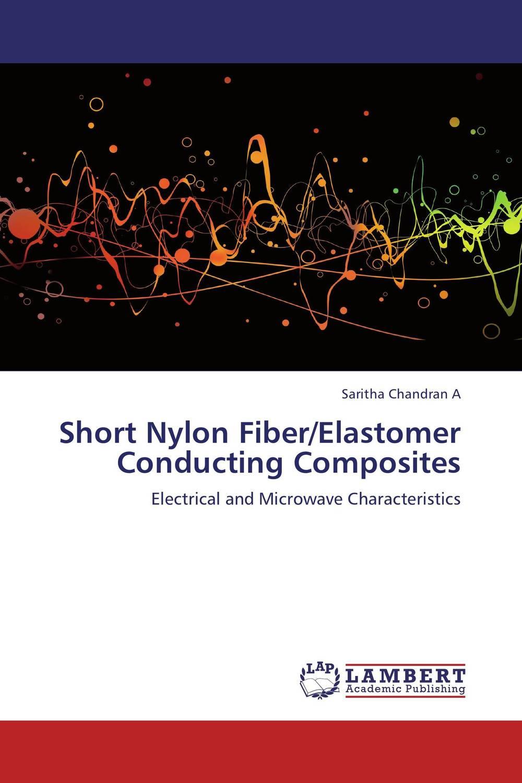 Short Nylon Fiber/Elastomer Conducting Composites buckling of composites