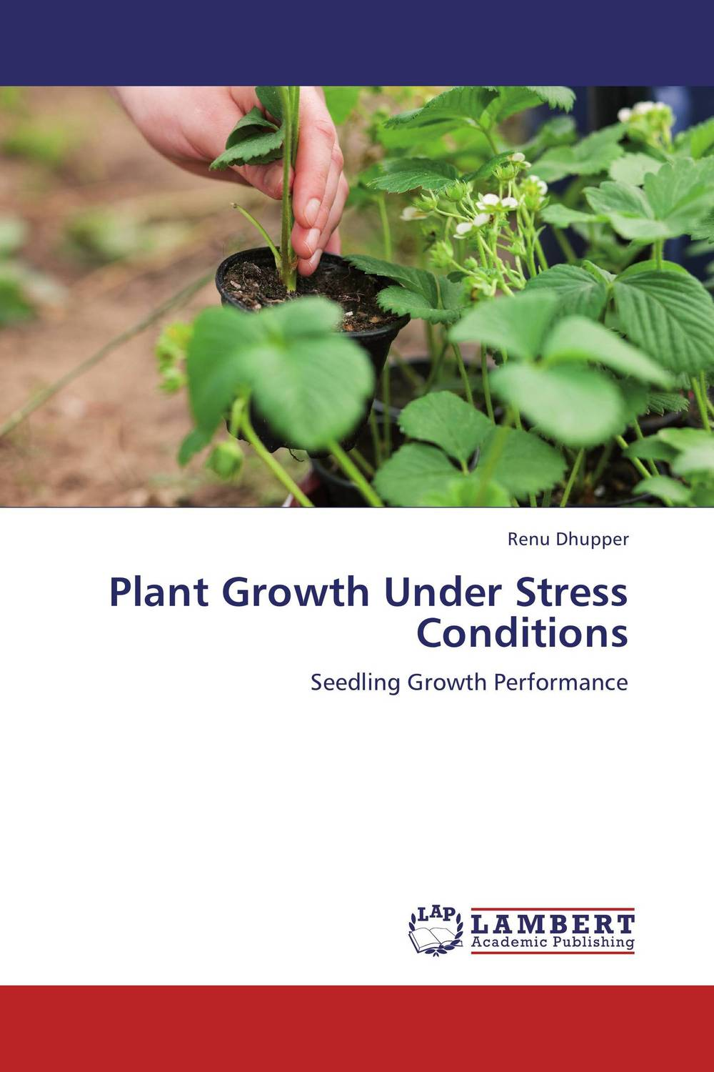 Plant Growth Under Stress Conditions deciphering the role of yap4 phosphorylation under stress conditions