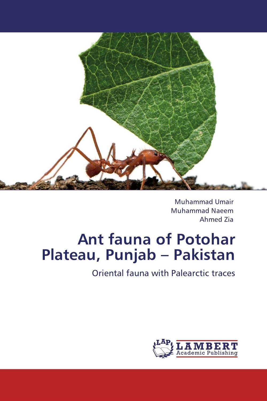 Ant fauna of Potohar Plateau, Punjab – Pakistan tramp species of ants from jammu kashmir himalaya