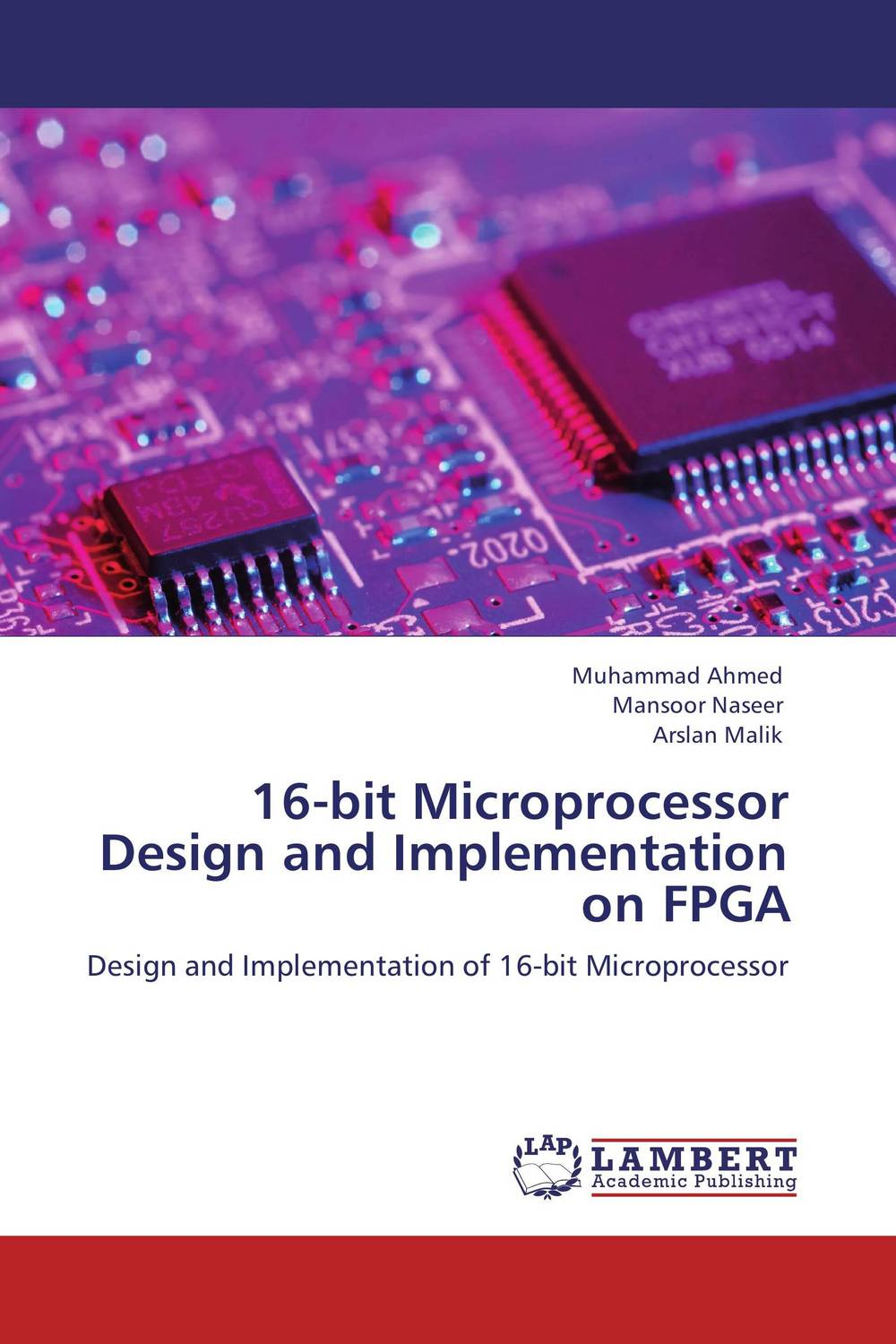 16-bit Microprocessor Design and Implementation on FPGA fpga implementation of reed solomon code