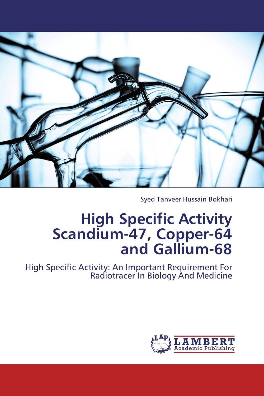 High Specific Activity Scandium-47, Copper-64 and Gallium-68 free shipping yt6800te sht11 diesel generator suit all the chinese generator the more generator avr automatic voltage regulator