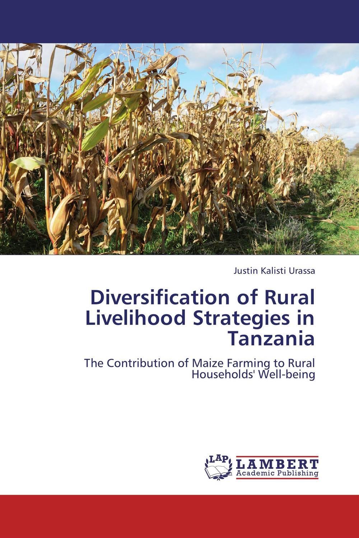 Diversification of Rural Livelihood Strategies in Tanzania changes in livelihood strategies