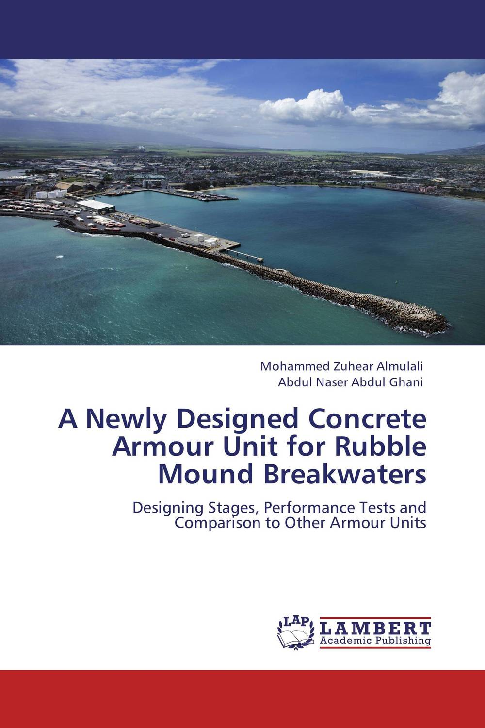 A Newly Designed Concrete Armour Unit for Rubble Mound Breakwaters new and original for niko d600 d610 rear cover unit 1f999 405