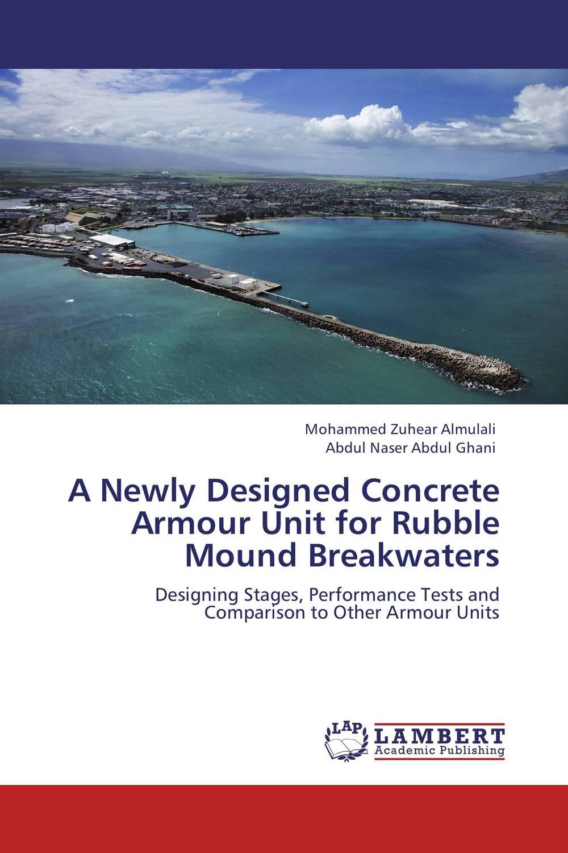 A Newly Designed Concrete Armour Unit for Rubble Mound Breakwaters футболка спортивная under armour under armour un001ewtvq08