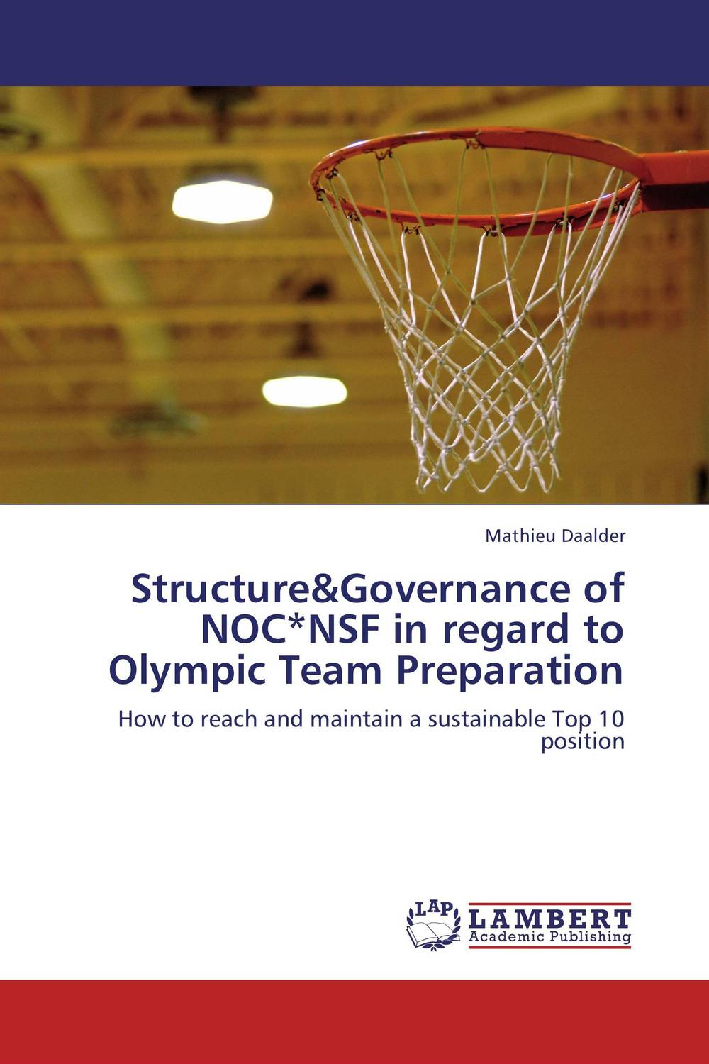 Structure&Governance of NOC*NSF in regard to Olympic Team Preparation bork water а704