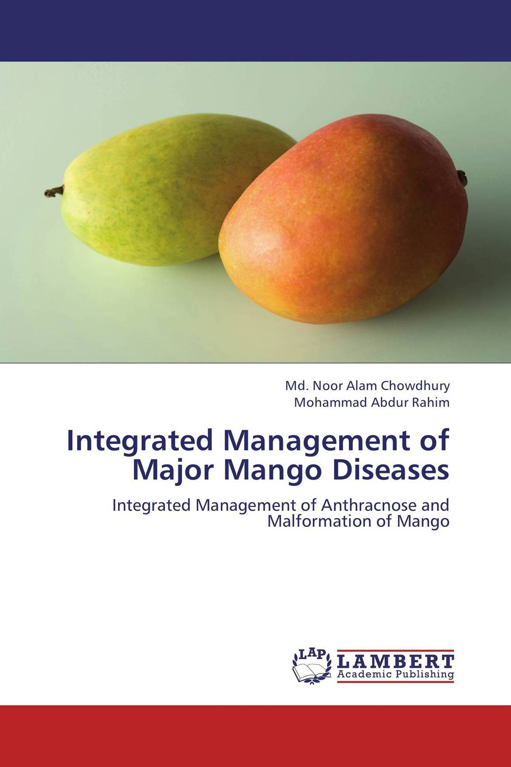 Integrated Management of Major Mango Diseases functional capacity of mango leave extracts