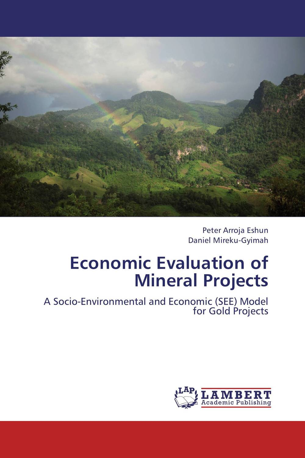 Economic Evaluation of Mineral Projects c gonzalez alternative methodologies for social assessment of environmental projects