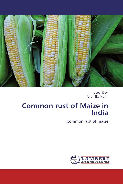 Common rust of Maize in India rajkumar ramteke girish kumar gupta and vijay lakshmi singh development of rust
