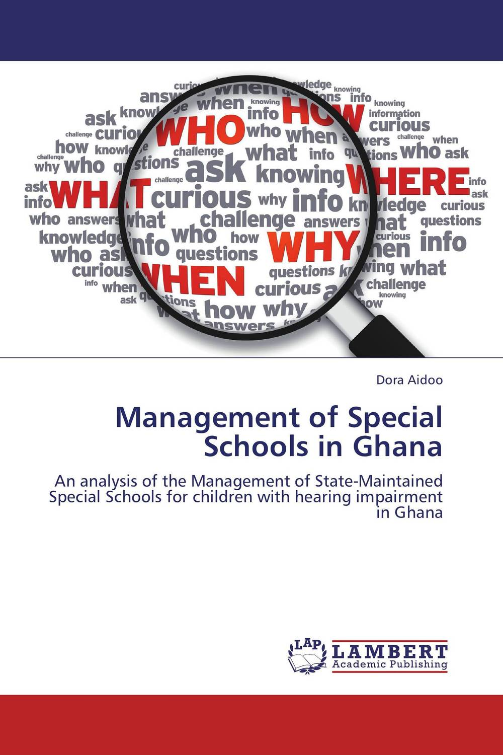 Management of Special Schools in Ghana dora aidoo management of special schools in ghana