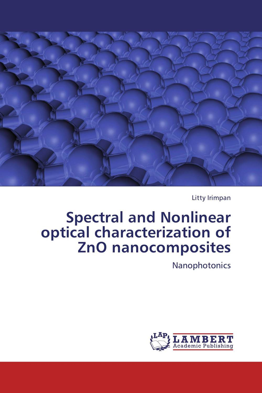 Spectral and Nonlinear optical characterization of ZnO nanocomposites mahmoud m ragab nazmi a mohammed and moustafa h aly wavelength conversion using nonlinear effects in optical fibers