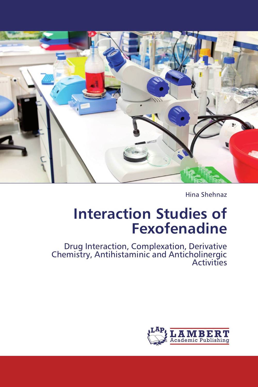Interaction Studies of Fexofenadine modified pnas synthesis and interaction studies with dna
