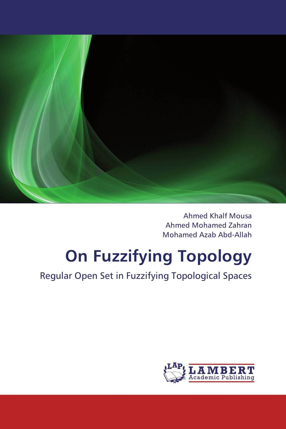 On Fuzzifying Topology