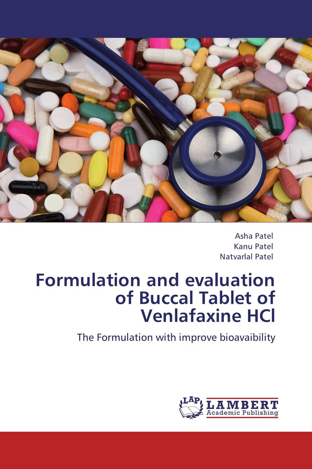 Formulation and evaluation of Buccal Tablet of Venlafaxine HCl formulation and evaluation of mucoadhesive buccal patches of labetalol page 8