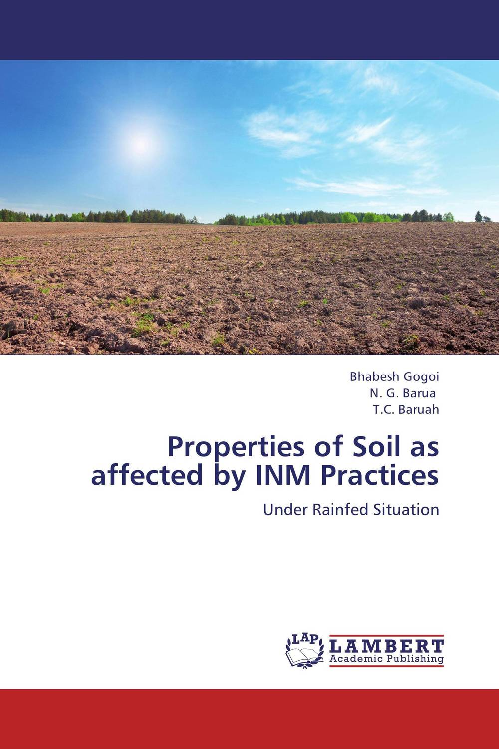 Properties of Soil as affected by INM Practices nutrient dynamics in a pristine subtropical lagoon estuarine system