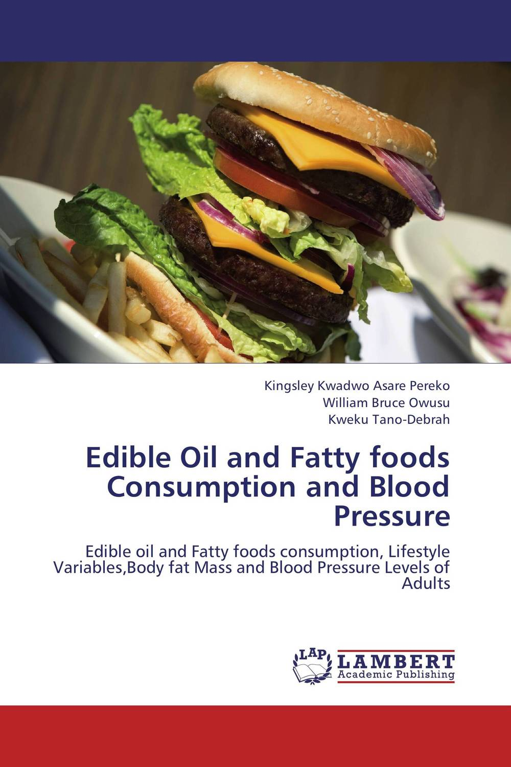 Edible Oil and Fatty foods Consumption and Blood Pressure factors associated with bone health in young adults