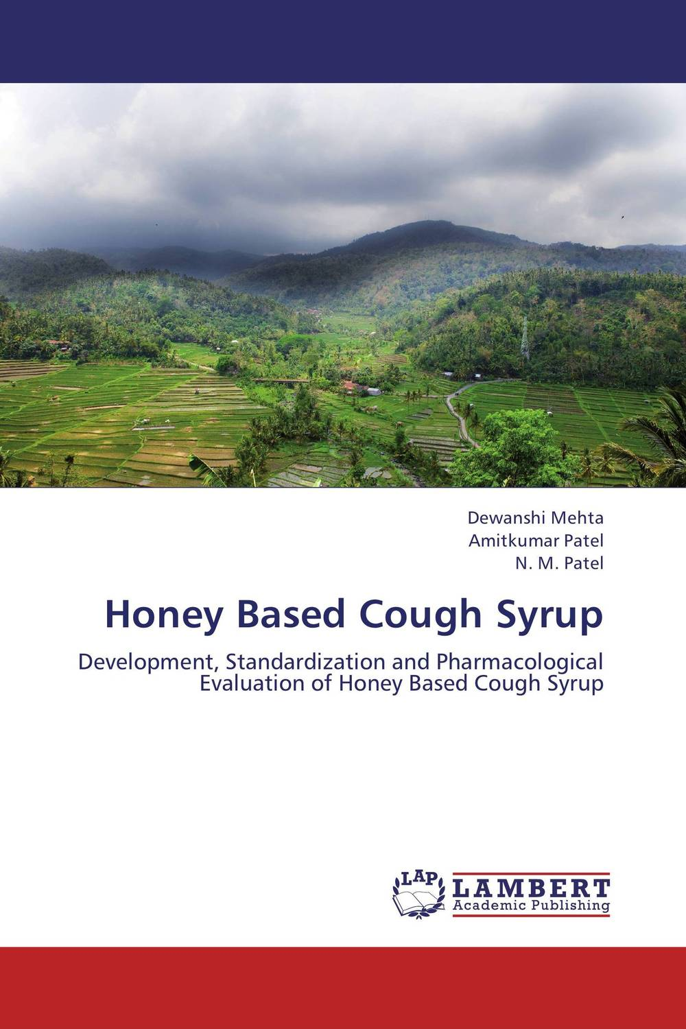 Honey Based Cough Syrup