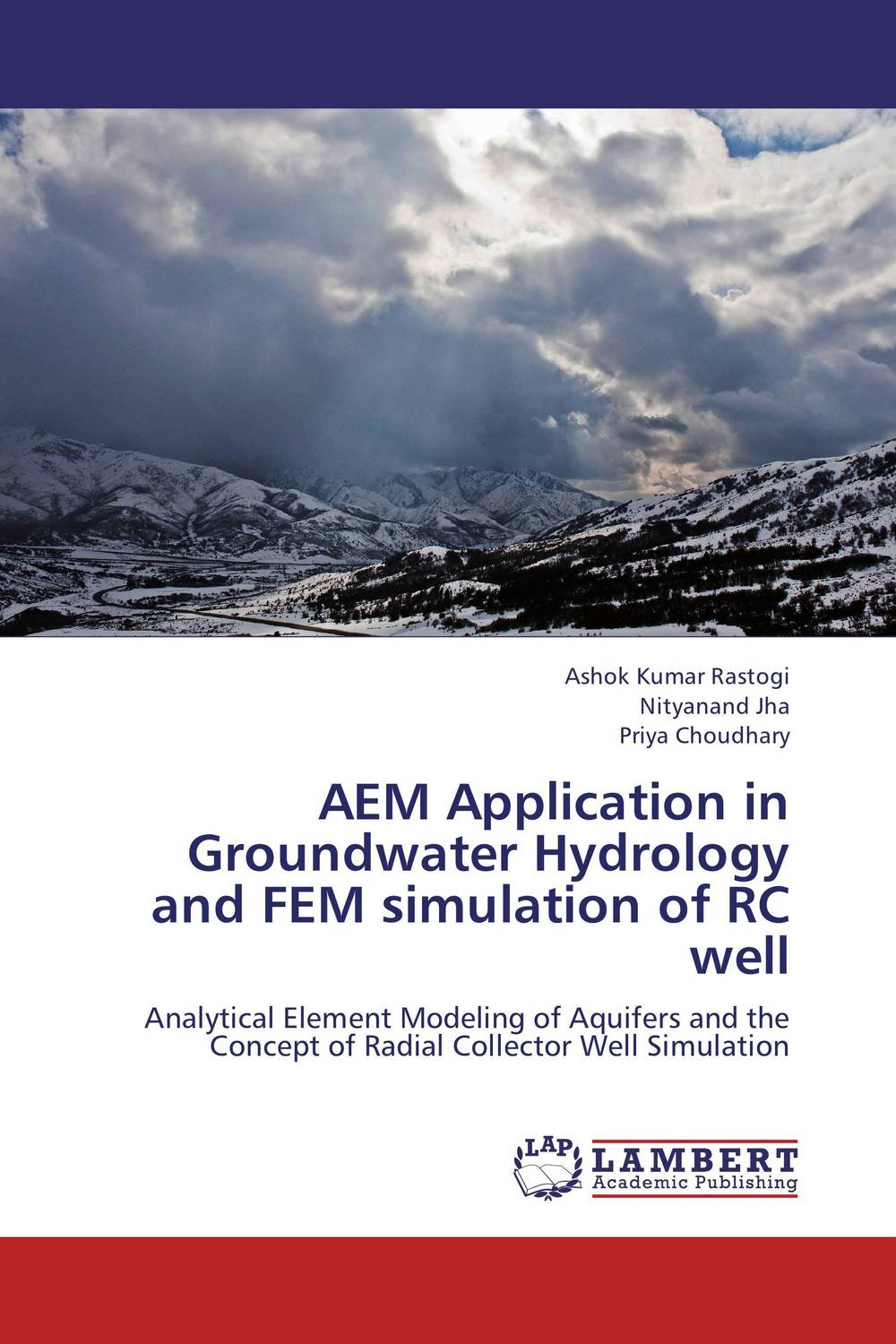 AEM Application in Groundwater Hydrology and FEM simulation of RC well