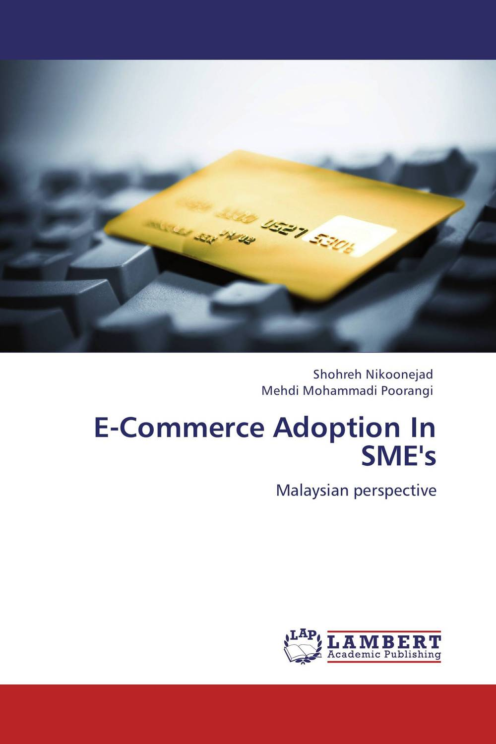 E-Commerce Adoption In SME's barriers of e commerce acceptance in export