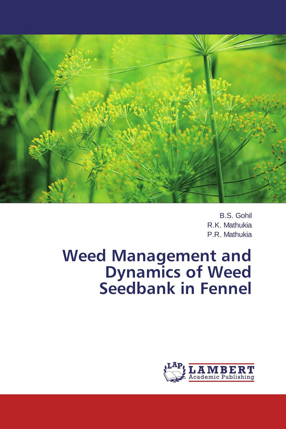 Weed Management and Dynamics of Weed Seedbank in Fennel weed management in organic rice production