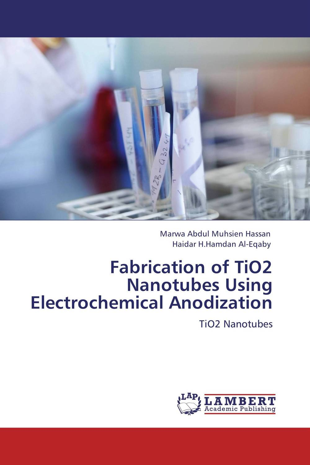 Fabrication of TiO2 Nanotubes Using Electrochemical Anodization patterson james i funny