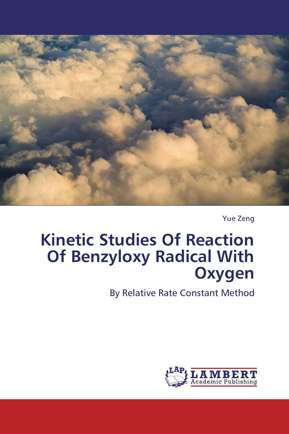 Kinetic Studies Of Reaction Of Benzyloxy Radical With Oxygen radicals