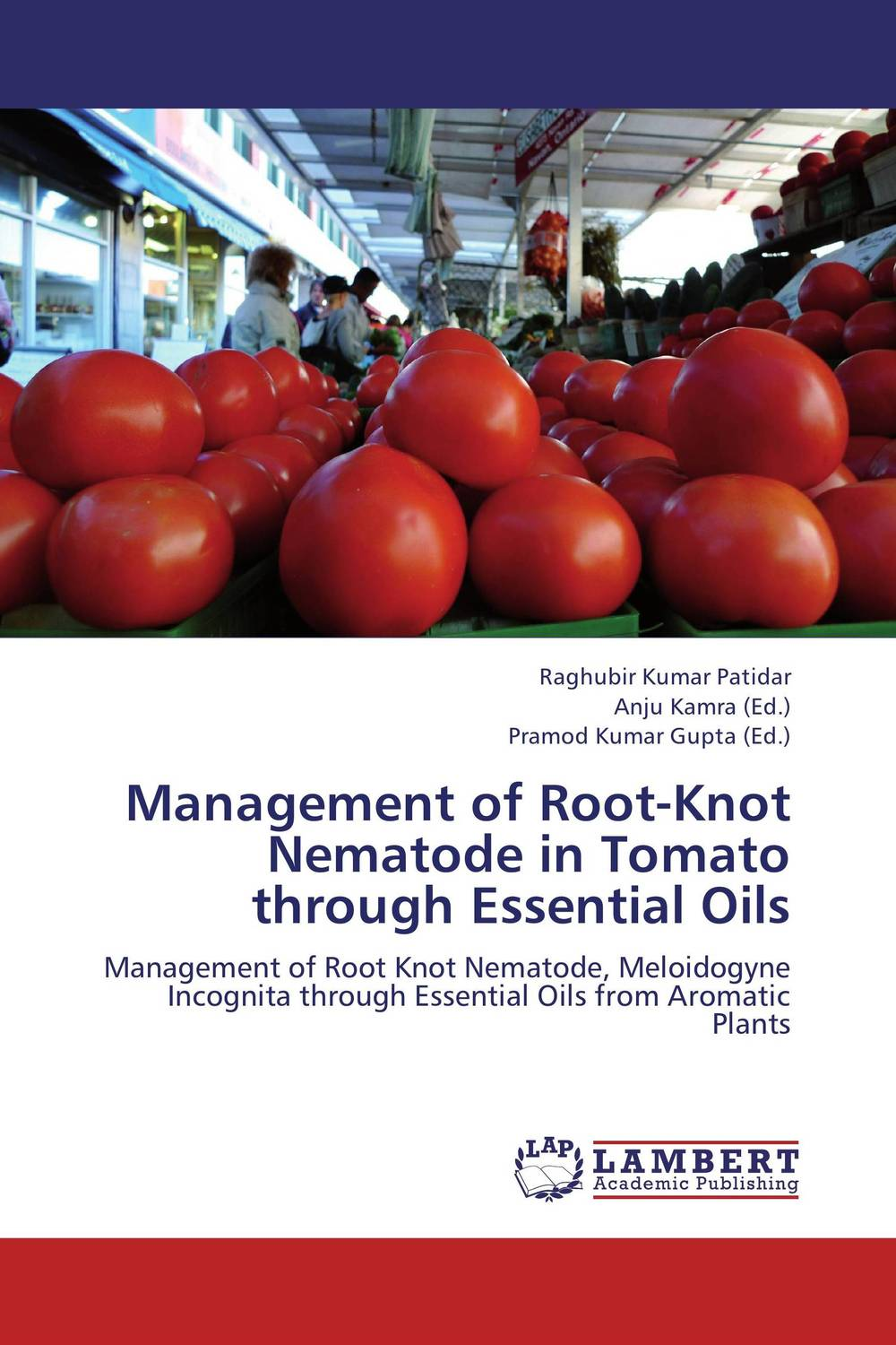 Management of Root-Knot Nematode in Tomato through Essential Oils h n gour pankaj sharma and rakesh kaushal pathological aspects and management of root rot of groundnut