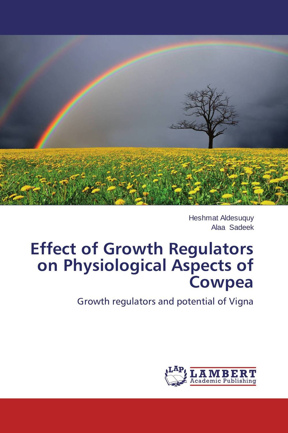 Effect of Growth Regulators on Physiological Aspects of Cowpea title=