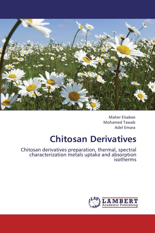 Chitosan Derivatives adel el sonbati moustafa diab and ashraf el bindary thermal degrdation of modified chitosan