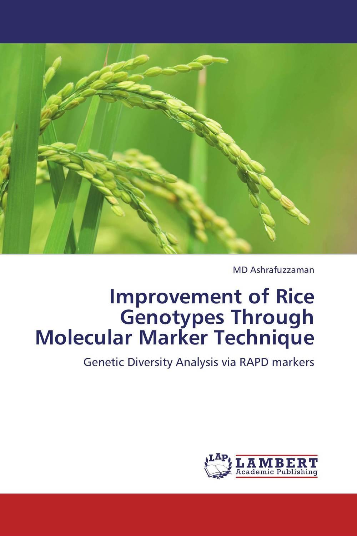 Improvement of Rice Genotypes Through Molecular Marker Technique purnima sareen sundeep kumar and rakesh singh molecular and pathological characterization of slow rusting in wheat