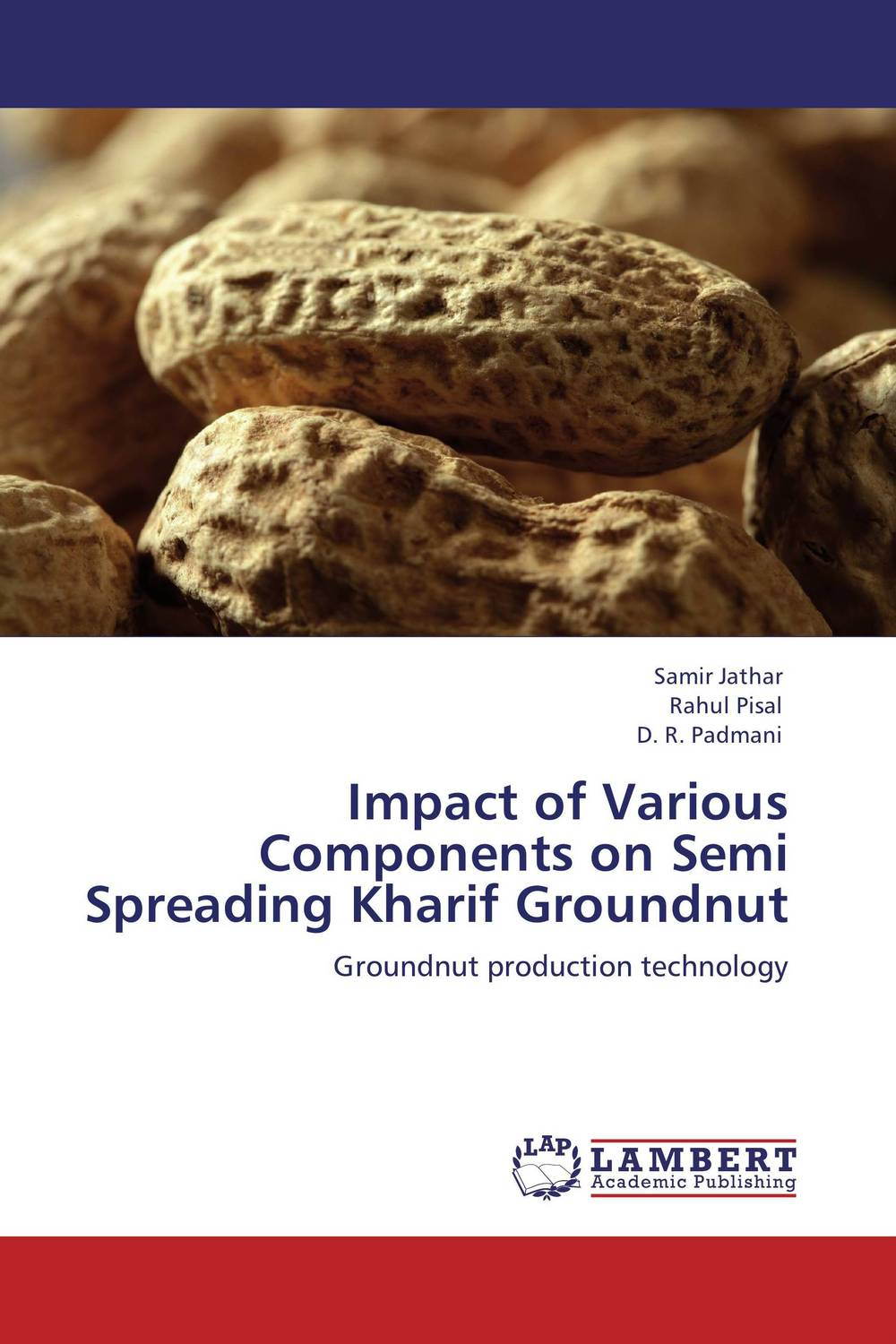 Impact of Various Components on Semi Spreading Kharif Groundnut improved expression of bacterial chia in plant by codon optimisation