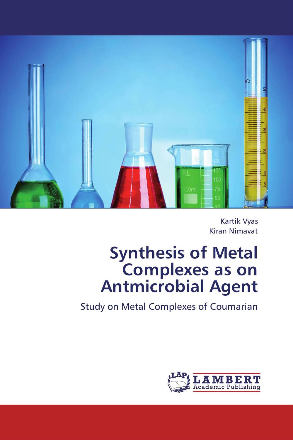 Synthesis of Metal Complexes as on Antmicrobial Agent d rakesh s s kalyan kamal and sumair faisal ahmed synthesis