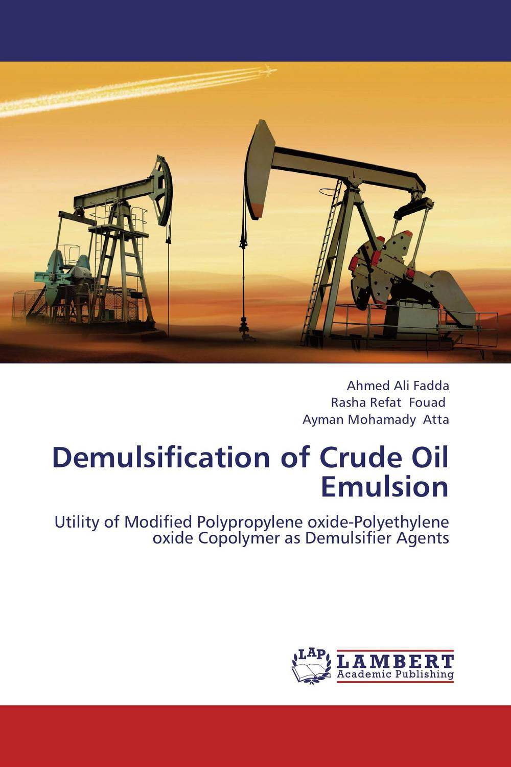 Demulsification of Crude Oil Emulsion dearomatization of crude oil