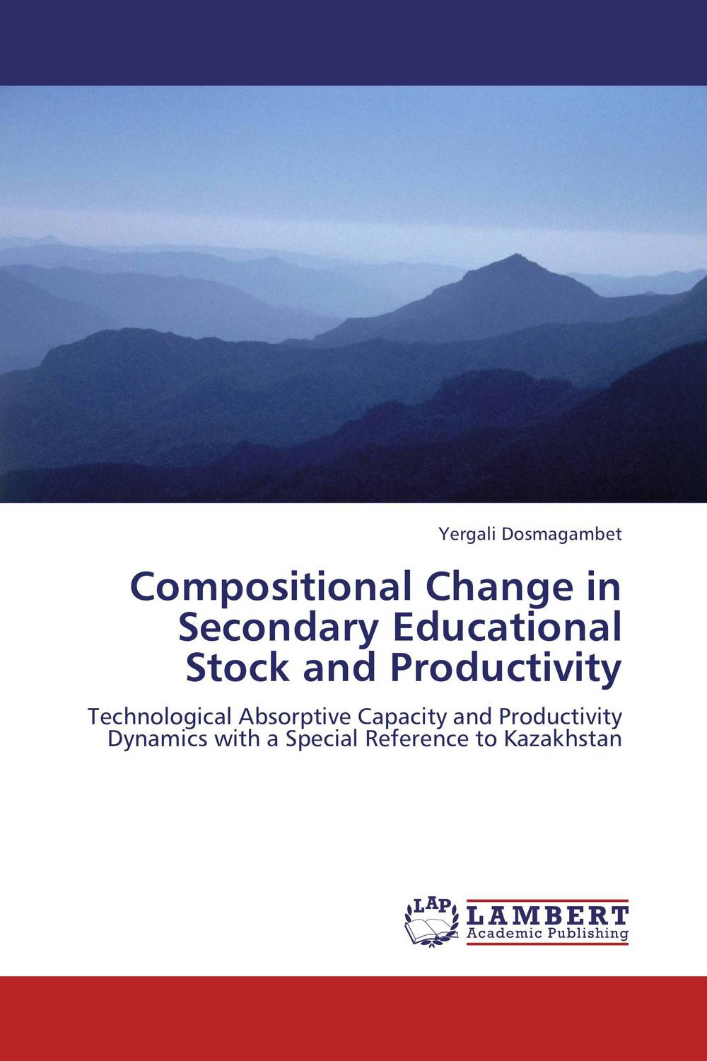 Compositional Change in Secondary Educational Stock and Productivity