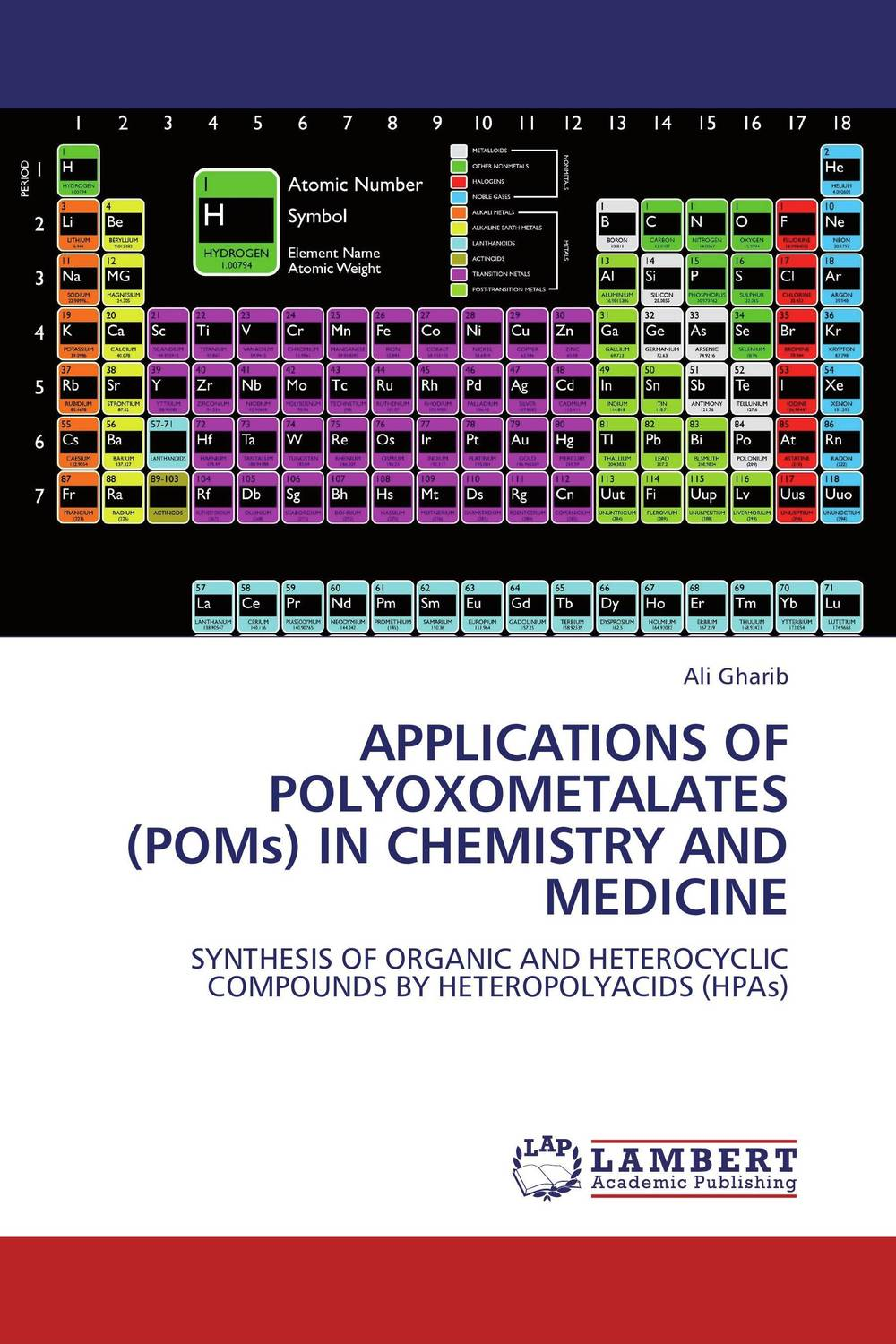 APPLICATIONS OF POLYOXOMETALATES (POMs) IN CHEMISTRY AND MEDICINE