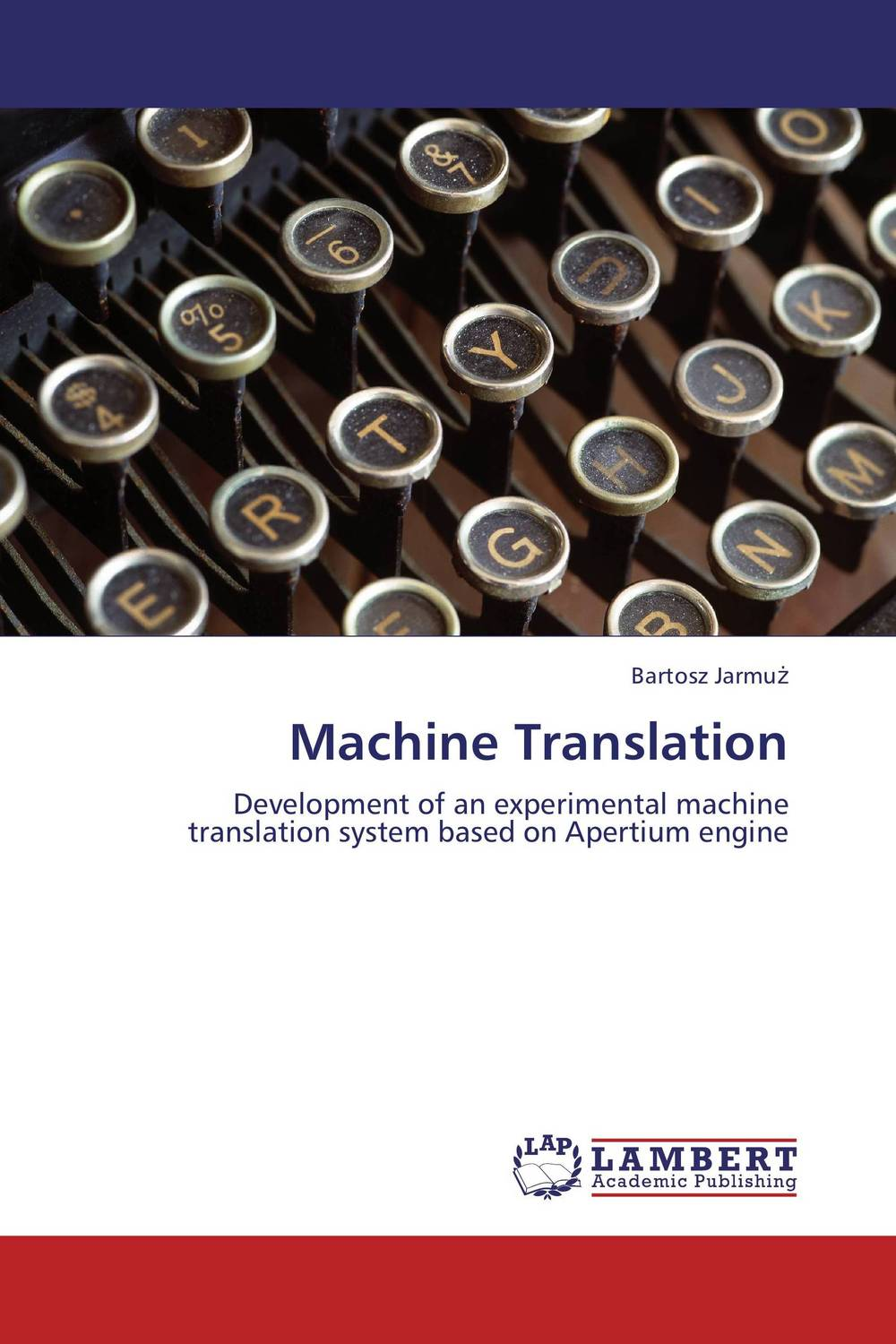 Machine Translation the handbook of translation and cognition