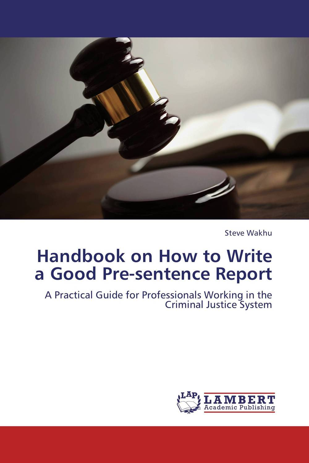 Handbook on How to Write a Good Pre-sentence Report jaw heffernan heffernan writing – a college handbook 3ed
