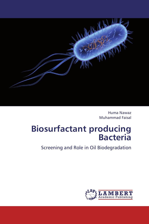 Biosurfactant producing Bacteria biosurfactant producing bacteria