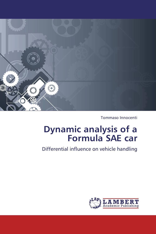 Dynamic analysis of a Formula SAE car карта c map en n608 волго балтийский канал