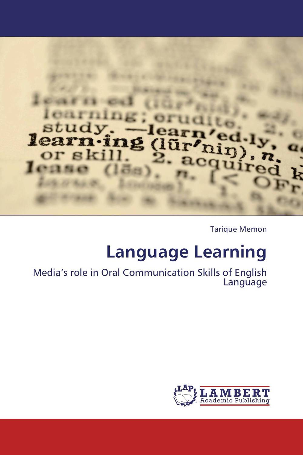 Language Learning the effect of tasks and language learning goals on oral performance