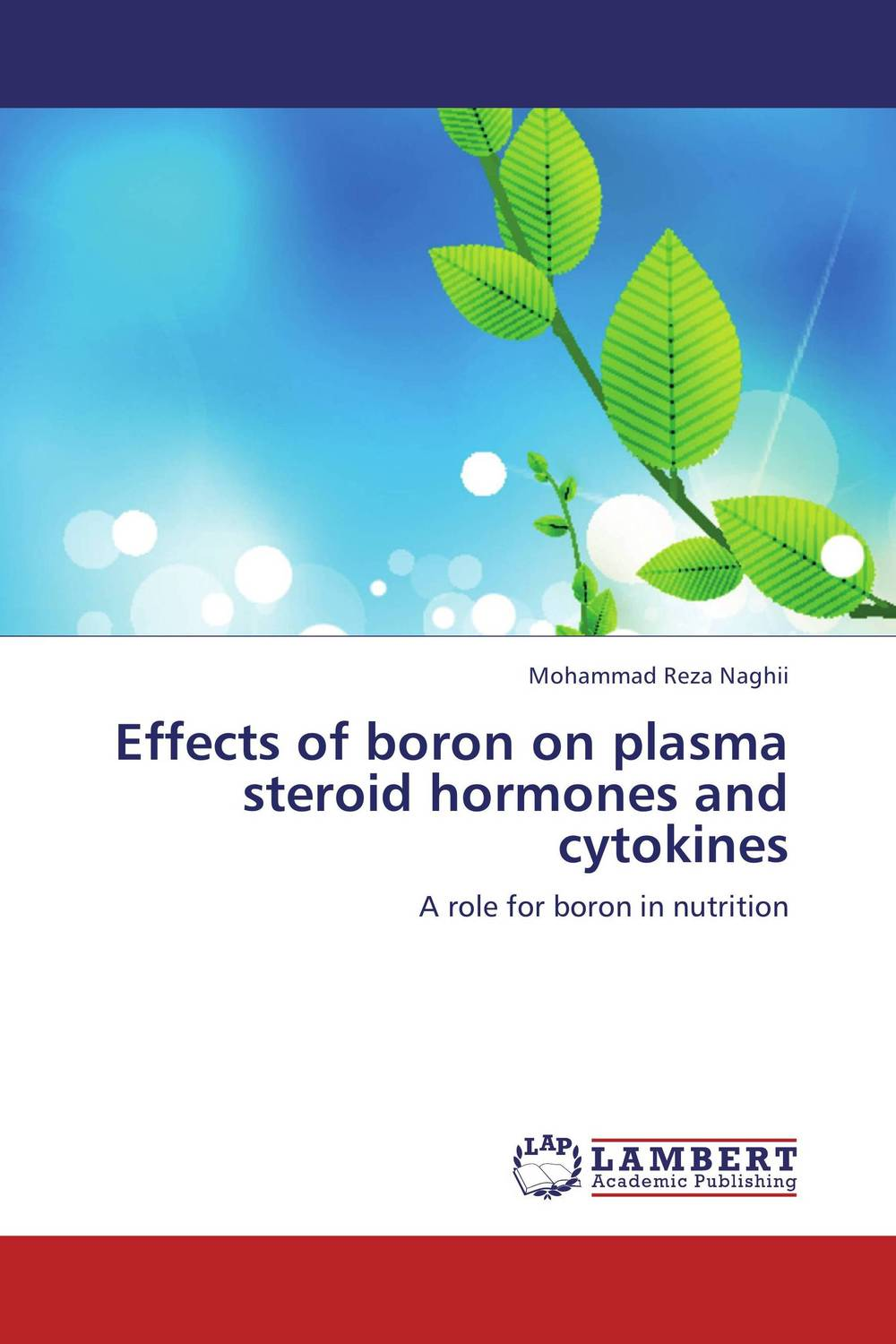 Effects of boron on plasma steroid hormones and cytokines jaspal singh and ravinder pal singh effects of aging temperature and time on synthesis of hydroxyapatite