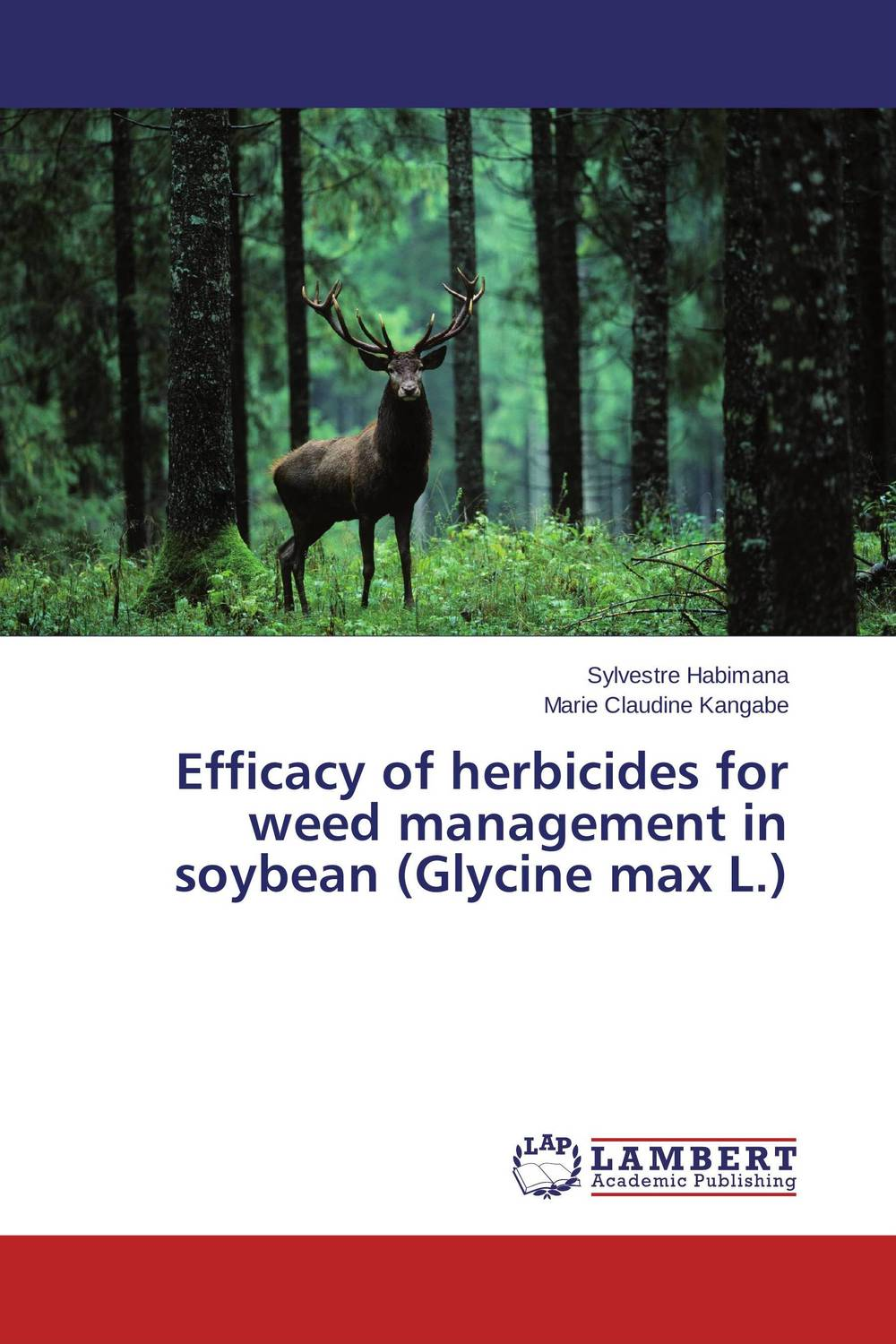 Efficacy of herbicides for weed management in soybean (Glycine max L.) opportunities for and constraints on crop production