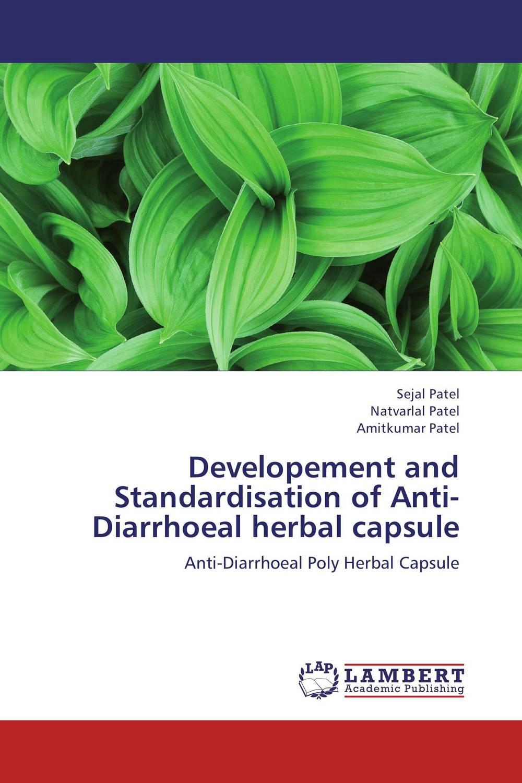 Developement and Standardisation of Anti-Diarrhoeal herbal capsule 2pcs organic shell brokenganoderma lucidum spore powder extract capsule immunity adjustment anti cancer herbal